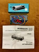 Märklin H0 7045 Universel Interrupteur à Distance avec boite d'origine (neuf)