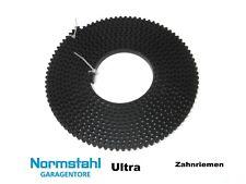 Normstahl Ultra 6,10m 10mm Zahnriemen Riemen Antriebsriemen  Garagentorantrieb