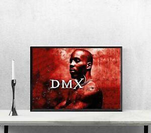 Dmx Poster Dark Man X