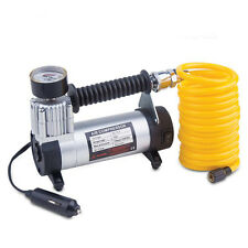 Portable Car Auto Electric Air Compressor Tire Inflator Pump 12V 150PSI W/Gauge