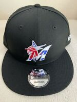 New Era MLB Florida Marlins Cuban Cuba Logo Edition 9Fifty Hat Snapback 950 NEW