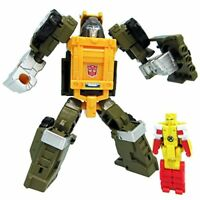 Takara Tomy Transformers Legends LG-48 Brawn & Repugnus Robot Action Figure