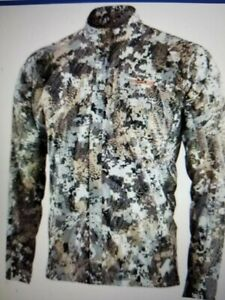 Sitka Gear ESW Shirt Deer Hunting Shirt, Optifade Elevated II NEW WITHOUT TAGS