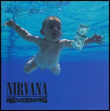 NIRVANA - NEVERMIND 20th Ann D/Remaster CD ~ DAVE GROHL~KURT COBAIN 90's *NEW*