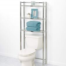Zenith Zenna Home Products Bathroom Over Toilet Space Saver  9035SS