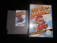 Nintendo Nes-Mario 2 En Caja