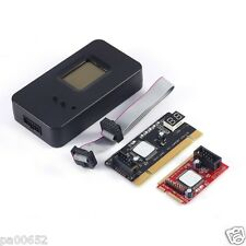 Mini PCI-E PCI LPC Laptop Notebook PC Motherboard Diagnostic Debug POST card