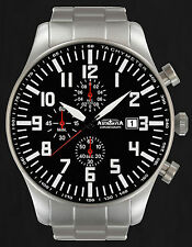 ASTROAVIA XXL AIR CRAFT 11E NEW EDITION 6 ZEIGER CHRONOGRAPH 46mm FLIEGERUHR N25