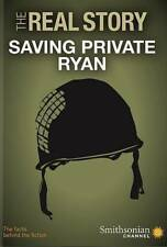 The Real Story: Saving Private Ryan (Dvd, 2017) Brand New Free Shipping