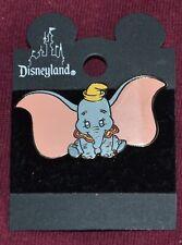Disneyland Dumbo Sitting In Clown Costume Pin - Retired Disney Pins