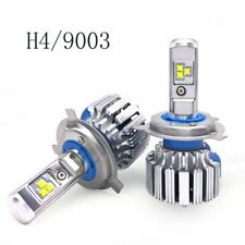6CHIPS H4 9003 High/low 70W 7200LM LED Lamp Headlight Kit Car Beam Bulbs Canbus
