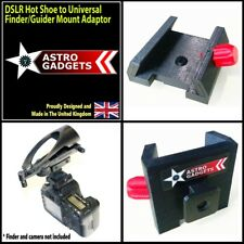 Universal Camera DSLR Hot Shoe to Finder / Red Dot Shoe Adapter