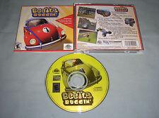 Beetle Buggin' - PC Computer CD VW Racing Video Game - COMPLETE in Jewel Case!