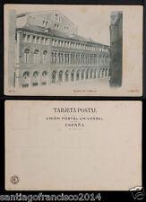 1951.-VALLADOLID -5 Teatro de Calderón (Tarjeta Postal Sin División)