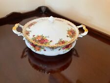 More details for royal albert old country roses tureen