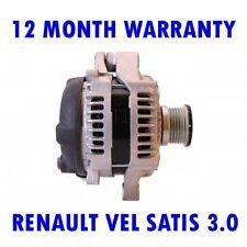 Renault Vel Satis 3.0 2002 2003 2004 2005 2006 2007-2015 Alternador