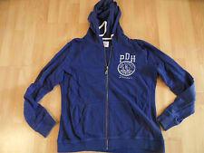 Peckott Cool kapuzensweatjacke Hoodie azul talla L top kd1215