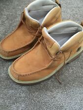Excellent Condition TIMBERLAND Men's Rugged Street ll Chukka Boots  Size 10 1/2
