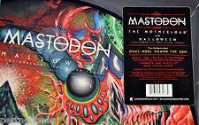 "MASTODON Motherload Halloween Record Store Day 12"" Picture Disc VINYL RSD Black"