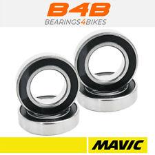 Mavic CrossRide Light Wheel Bearing Set •FRONT & REAR (4x bearing set) •2016-18