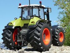 """RC XL Traktor CLAAS Axion 850 mit LICHT Größe 35cm """"Ferngesteuert 27MHz""""  403703"""