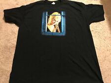 Original Dolly Parton Vintage Tour 2005 Shirt Adult Xxl 2Xl Cities