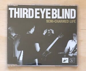 Third Eye Blind - Semi-Charmed Life - CD Single