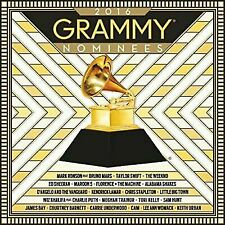 1 CENT CD VA 2016 Grammy Nominees maroon 5 weeknd ed sheeran james bay