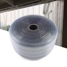 "Pvc Strip Curtain 7.08"" Wide x 164ft Length Roll Cooler /Freezer Warehouses Door"