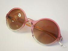 IC! Berlin EVER SO HIP Pink Clear Pink Grad Sunglasses Glasses Eyeglass Frame
