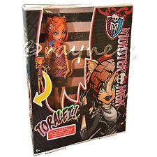 Nouveau | Monster High Toralei Ghoul's Ghouls Alive poupée | Mattel BGW08