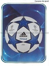 N°003 BALLON BALL UEFA CHAMPIONS LEAGUE 2011 STICKER PANINI