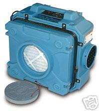 Drieaz Dri-Eaz Hepa 500 Air Scrubber / Negative Air New F284, New Make Offer