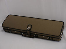 New Design Pro. Enhanced  4/4 Wooden Violin Case+Free 4/4 Violin String Set