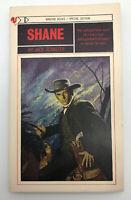 Shane by Jack Schaefer Bantam Book 1966 Vintage Paperback Western Classic