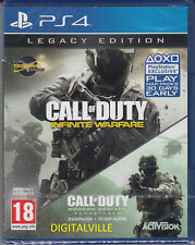 Call of Duty Infinite Warfare Legacy Edition PS4 Sony PlayStation 4 BrandNew COD