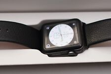 Apple Watch Series 3 42mm Black GPS Bluetooth Great Condition With Box