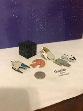 Micro Machines Star Trek Lot Of 6