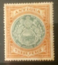 ANTIGUA 1903-1907 CROWN CC SG35 MH CAT £11