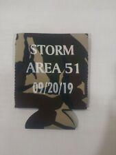 Storm area 51 neoprene Can Koozie