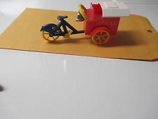 WYANDOTTE TOYS #4001 PLASTIC ICE CREAM CART