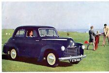 Vauxhall Velox L-Series 1948-49 UK Market Leaflet Sales Brochure
