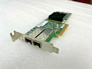 Dell WM7MN, Chelsio S320 2-Port 10Gbps PCI-E Fibre Channel HBA Card, Low Profile