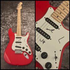 GFA J Mascis, Lou and Murph * DINOSAUR JR. * Band Signed Electric Guitar D2 COA