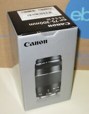 *NEW* Canon EF 75-300mm f/4-5.6 III Telephoto Zoom Lens - Fast Shipping