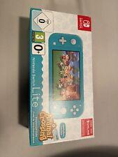 nintendo switch lite Mit Animal Crossing Türkis