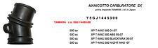 TEKNOETRE RICAMBIO MANICOTTO CARBURATORE SINISTRO YAMAHA XP T-MAX 500 ABS 2003