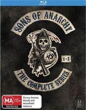 Sons Of Anarchy : Season 1-7 (Blu-ray, 2015, 23-Disc Set)