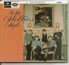 NEW CD Album The Hollies - In The Hollies Style (Mini LP Style Card Case)