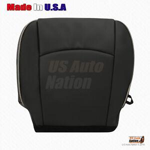 2013 2014 Dodge Ram 1500 2500 3500 4500 5500 Limited Bottom Leather Cover Black